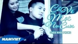 Cố Vẽ Một Nụ Cười - Châu Khải Phong [MV HD Official]