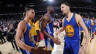 Steph Curry Scores 17 in Overtime!   All Access Mini-Movie   2016 NBA Playoffs