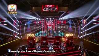 The Voice Cambodia - 05 Oct 2014