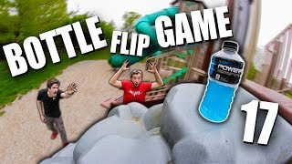 ULTIMATE GAME of BOTTLE FLIP! | Round 17
