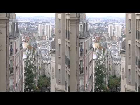 Paris Montmartre 3D HSBS