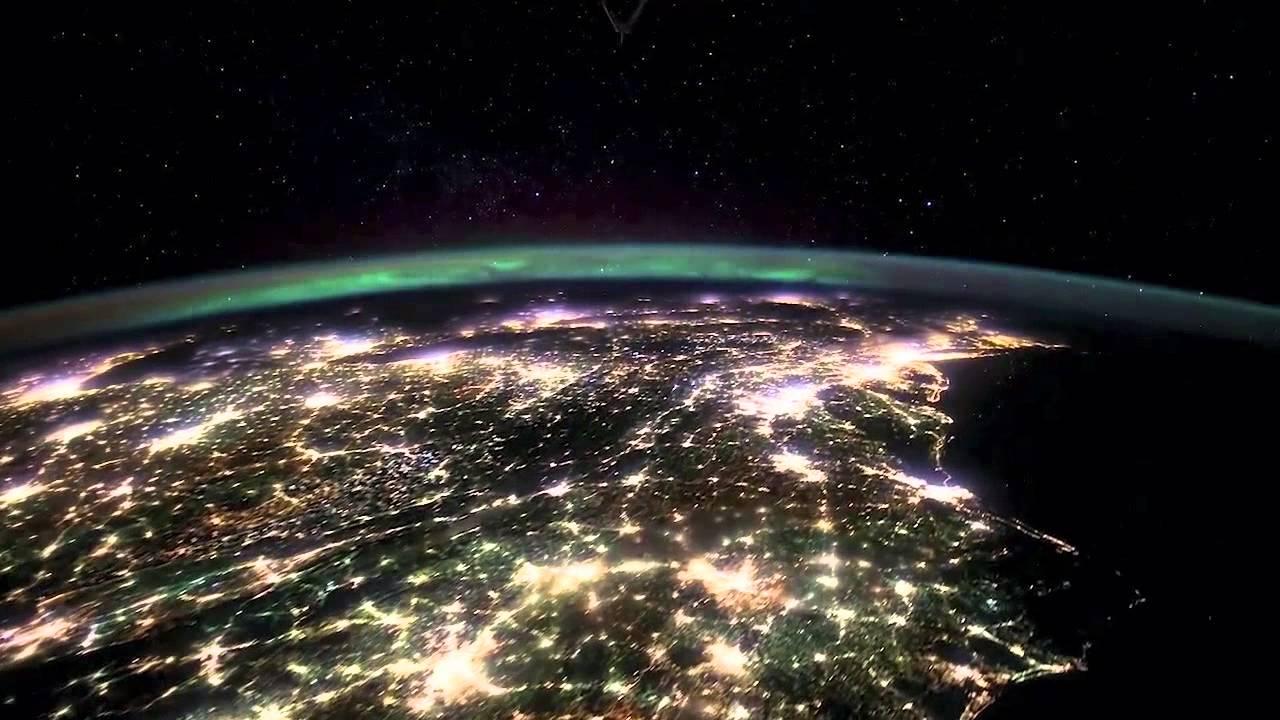 Gonjasufi - Duet (International Space Station Time-lapse ...