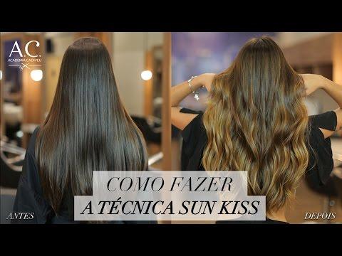 Ombre Hair Mel Por Samara Araujo Videomoviles Com