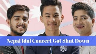 Rowdy Crowd disrupts Nepal Idol Concert in Columbus, Ohio