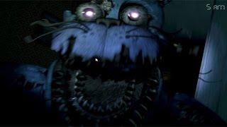 KABUS TEKRAR BAŞLIYOR! - Five Nights At Freddy's 4 - Bölüm 1
