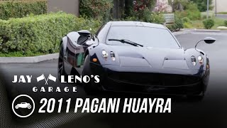 Jay Leno, Keith Urban, And The 2011 Pagani Huayra - Jay Leno's Garage