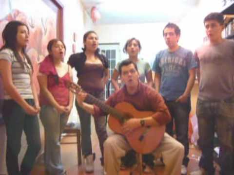 HONOR Y GLORIA (canto para misa) cuaresma