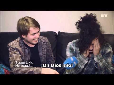 Random Matty Healy  //Subtitulado al español//