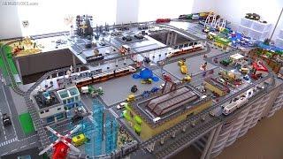 OLD Video! Updates on my channel! JANGBRiCKS custom LEGO city: FINAL update?!