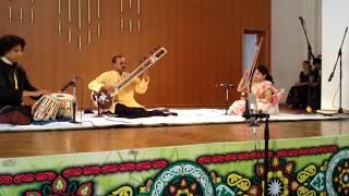 Swaranjali - Raag Ahir Bhairav by Subrata De on sitar Part 1