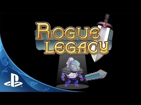 Rogue Legacy Trailer | E3 2014 | PS4, PS3 & PS Vita