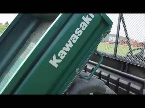 Kawasaki 3010 Mule 4x4