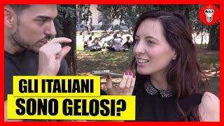 I Ragazzi Italiani Sono Gelosi? - [Esperimento Sociale] - theShow