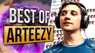 Arteezy Best Plays Compilation Dota 2