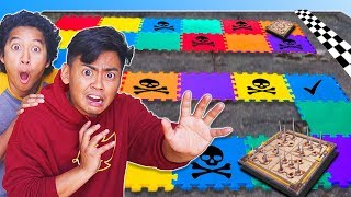 Ultimate GIANT BOARD Game - Challenge for $50,000