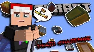 BURON CHÁN SỐNG RỒI - Minecraft Death Challenge