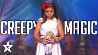 Kid Magician TERRIFIES Everyone On Spain's Got Talent! | Got Talent Global