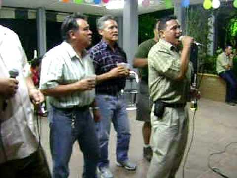 Karaoke Perfume De Gardenias y El Ladron - La Sonora Santanera