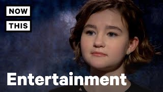 Millicent Simmonds On 'A Quiet Place's' Impact For The Deaf Community | NowThis