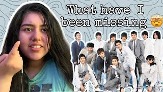 Reacting For the First Time to SUPER JUNIOR 😎 | Edleen Nieto