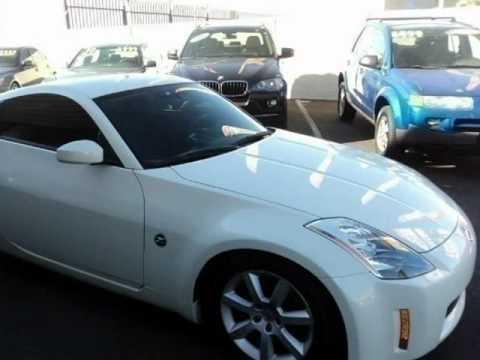 2005 Nissan 350Z Charlie Cheap Car - Used Cars, Trucks and SUVs Dealership In Las Vegas, NV 89102