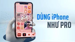 Mẹo dùng iPhone như PRO: XEM YOUTUBE DƯỚI NỀN, CHỈNH SỬA GIAO DIỆN WIDGETS CỰC ĐẸP!!