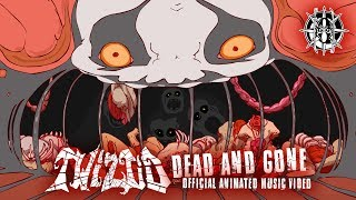 Twiztid - Dead & Gone (Unh-Stop) Official Animated Music Video - Majik Ninja Entertainment