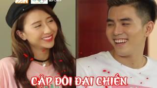 Bếp Chiến    Tập 9 (2016): Will và Quỳnh Anh Shyn so tài gắp đồ bá đạo
