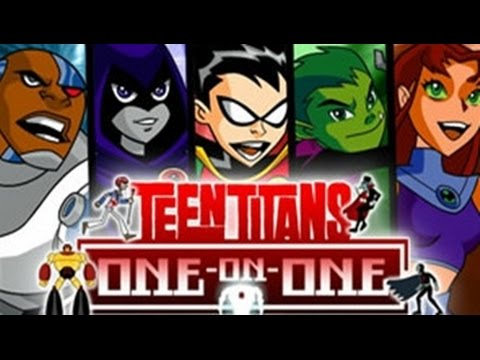 Teen Titans One On One Games 16