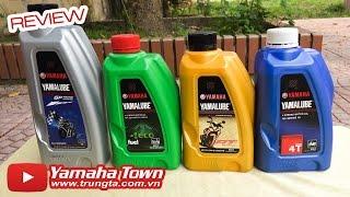 Hướng dẫn sử dụng dầu nhớt YAMALUBE cho xe máy tốt nhất? ✔