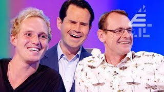 Jimmy Carr Can't Get Through End of His Joke??   8 Out of 10 Cats   Best of Jimmy Series 18