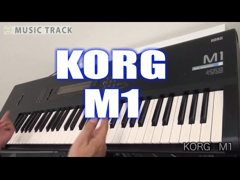 KORG M1 Demo&Review [English Captions]