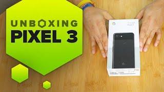 Video Google Pixel 3 f6UgEK6T90k