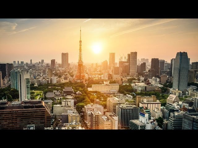 Tokyo's inhabitants falls year-on-year