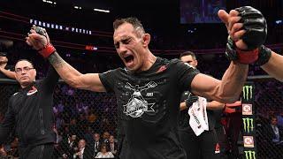Tony Ferguson's 12-fight Win Streak