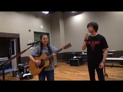 miwa 夜空  acoguissimo 4 練習用動画