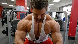 INTENSE CHEST WORKOUT ft. Zane Watson | 21 DAYS OUT NEW YORK PRO