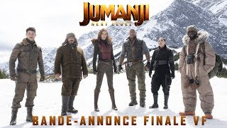 Jumanji : next level :  bande-annonce finale VF