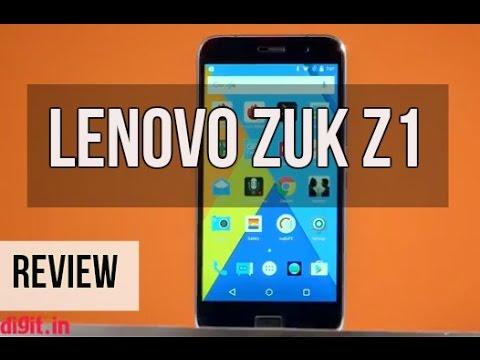 Lenovo Zuk Z1 Review | Digit.in
