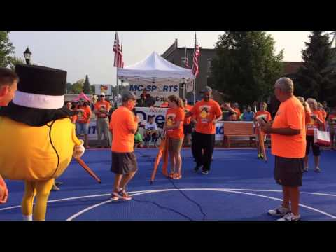 Belding, MI - Open Ceremonies 2014