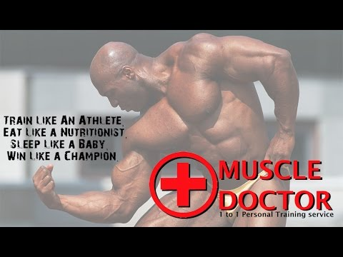Dayo Audi : The Muscle Doctor - Official Trailer