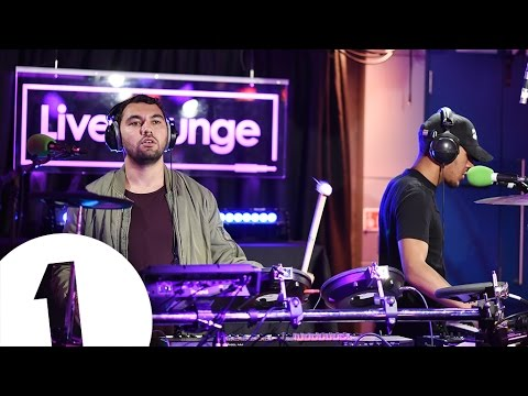 Disciples - Slide (Calvin Harris/Frank Ocean/Migos Cover) in the Live Lounge