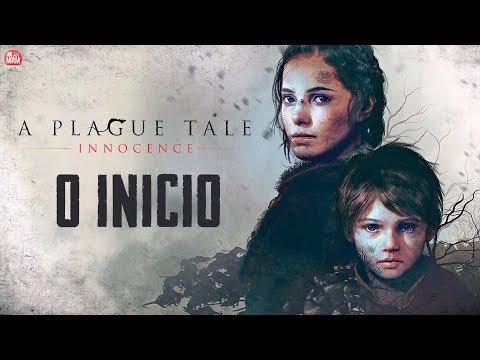 A PLAGUE TALE: INNOCENCE - O INÍCIO DE GAMEPLAY, em Português PT-BR ( Uma linda e triste História)