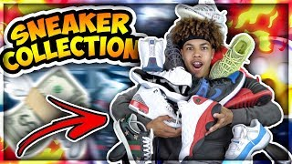 MY FIRE SNEAKER COLLECTION (2019)!!!😱 *HEAT WARNING!*🔥🔥