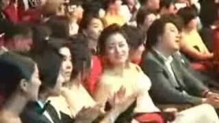 Kim Tae Hee - Daejong Film Awards 2007 (Live TV Ent 13Jun07)