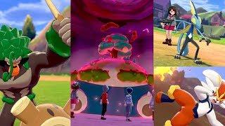 Pokémon Spada e Pokémon Scudo - Pokémon conosciuti si stanno evolvendo in ⚔️?️