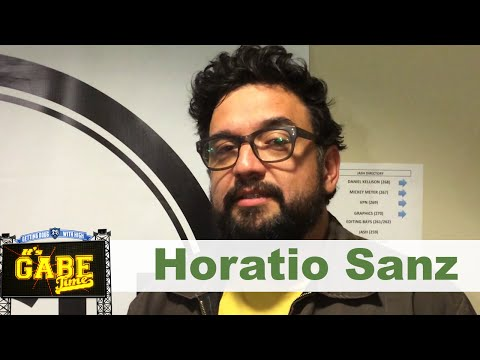 Gabe Time with Horatio Sanz | Getting Doug with High