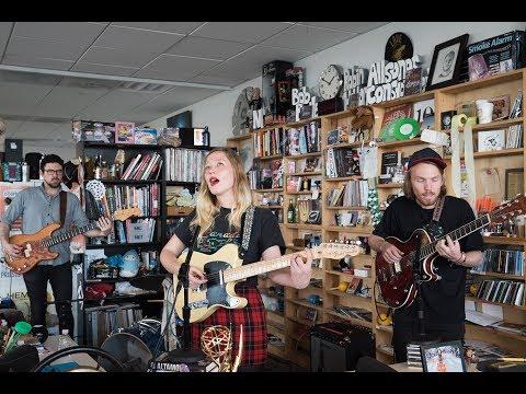 Julia Jacklin: NPR Music Tiny Desk Concert