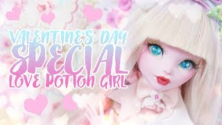 ☽ Moonlight Jewel ☾ Valentines Day Special Repaint 17