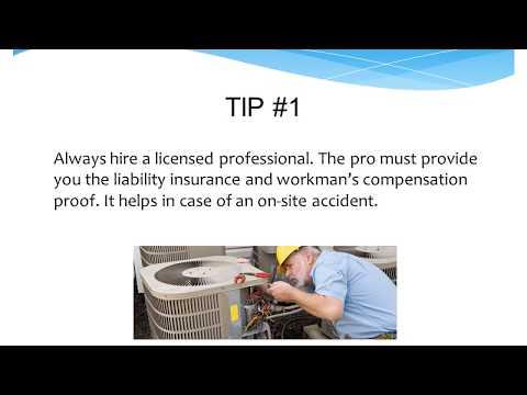Professional Air Conditioner Repair Baltimore